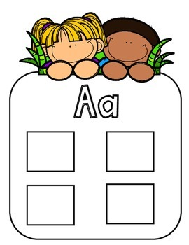 ABC Center:  Let's Get To Know Our Letter Sounds