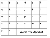 Alphabet Sorting Page