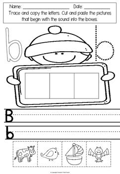 Alphabet Sound ABC FREEBIE