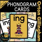 Orton Gillingham Mini Letter Sound Cards