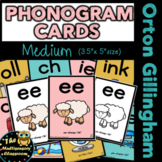 Orton Gillingham Mini Letter Sound Cards