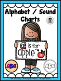 Phonics - Alphabet / Sound Charts