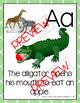 Alphabet Sound Posters (Phonics and Phonemic Awareness)