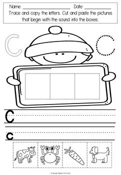Alphabet Sound Printables