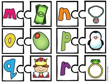 Alphabet Sound and Picture Match