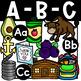 Alphabet Clipart MEGA Set