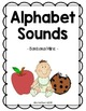 Alphabet Sounds Book - Barbara Milne