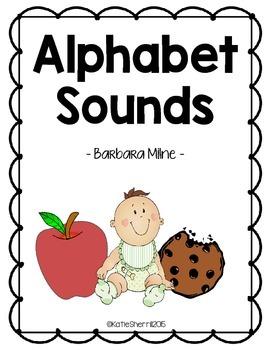 Alphabet Sounds Book - Barbara Milne