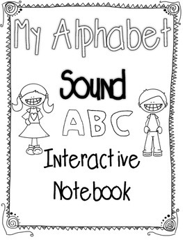 Alphabet Sounds Interactive Notebook