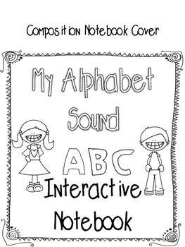 Alphabet Sounds Interactive Notebook