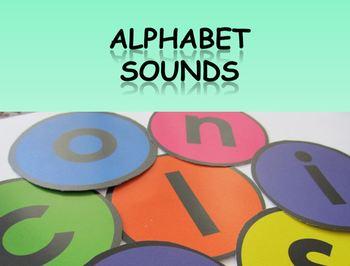 Alphabet Sounds - Phonics