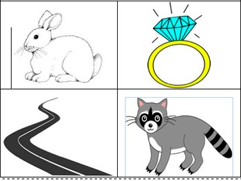 Alphabet Sounds Practice Pages with Pictures and Handwriting Practice