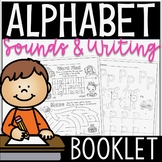 Alphabet Sounds and Writing Booklet
