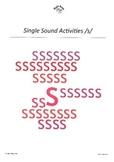 SATPIN Alphabet Sounds /s/