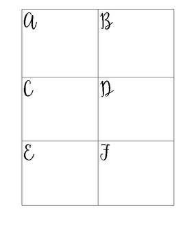 Alphabet Soup - ABC Book