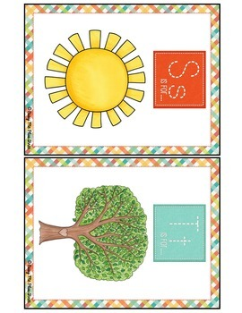 Alphabet Soup Letter Posters and Word Wall Labels