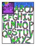 Alphabet Soup {Creative Clips Digital Clipart}