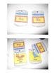 Alphabet Soup Flip Cards