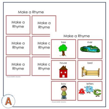 Kindergarten Literacy Center Activities - Alphabet Soup