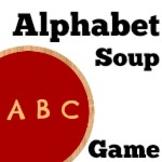 Alphabet Soup Spelling Game