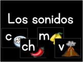 Alphabet letter sounds (Spanish)