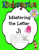 Alphabet Specialty: A Week of the Letter Jj Activities/Worksheets