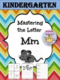 Alphabet Specialty: Mastering the Letter Mm  Activities, W