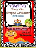 Alphabet Specialty: Teaching Story Map/Graphic Organizer K