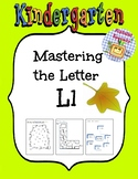Alphabet Specialty: The Letter Ll  Activities/Worksheets