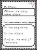 Alphabet Specialty: Valentine's Day Story Map/Graphic Organizer Kindergarten