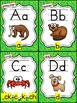 Alphabet Phonics Posters  {Jungle Theme}