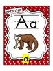 Alphabet Phonics Posters {Red Dot Theme}
