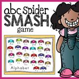 Letter Game - Spider SMASH!