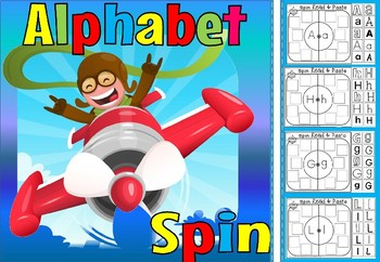 Alphabet Spin (FREE for 48 hours)