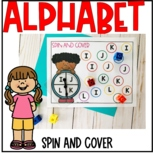 Alphabet Spin and Cover
