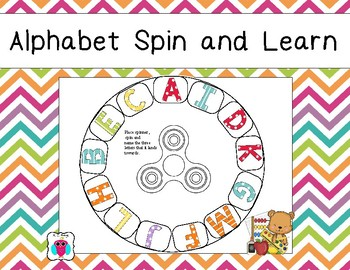Alphabet Spin and Learn