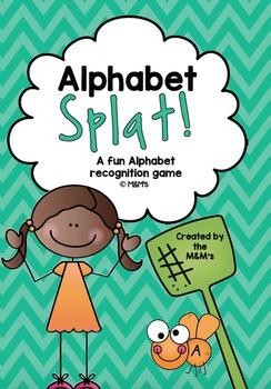 Alphabet Splat