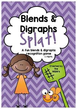 Blends & Digraphs Splat