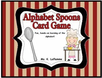 Alphabet Spoons