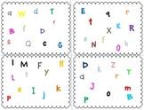 Alphabet Spot It