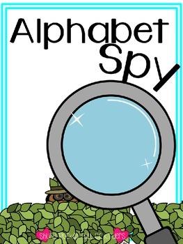 Alphabet Spy