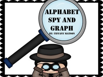 Alphabet Spy and Graph