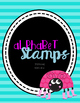 Alphabet Stamp Activity - Capital & Lowercase Letters