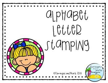 Alphabet Stamping