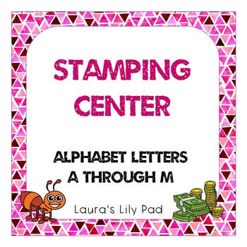 Stamp the Alphabet