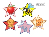 Alphabet Stars: A-E