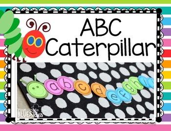 Alphabet Station: ABC Caterpillar