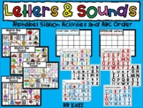 Alphabet Station Activities and ABC Order