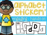 Alphabet Stickem'
