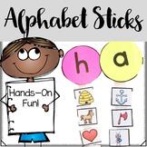 Alphabet Sticks